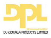 Dujodwala Products Ltd